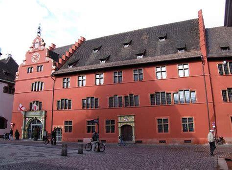Rathaus In Freiburg by Die Besten Sehensw 252 Rdigkeiten In Freiburg