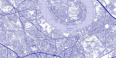 detailed wallpaper map   local area