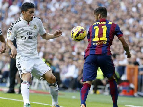 Real Madrid vs Barcelona: hora y televisión para Colombia ...