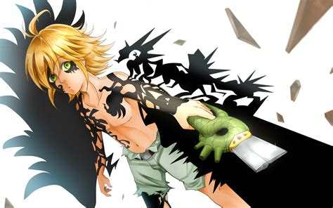 Seven Deadly Sins Wallpaper Anime - ban seven deadly sins wallpaper wallpapersafari