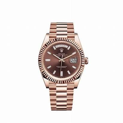 Rolex Date Gold Everose Ct