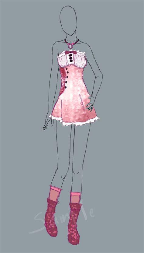 Design adopt 02 OPEN by InLoveWithYaoi.deviantart.com on @deviantART | #ANiME - FASHiON ...