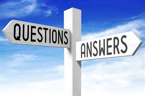 Questions And Answers Images, Stock Photos & Vectors Shutterstock