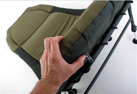 cyprinus carp fishing bed chair bedchair with memory foam