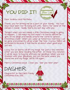 15 helpful elf on the shelf goodbye letters for Goodbye letter from elf on the shelf template