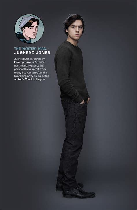 Jughead Jones Riverdale Cole Sprouse