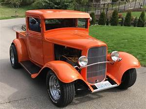 Beautiful 1932 Ford Pickups Hot Rod For Sale