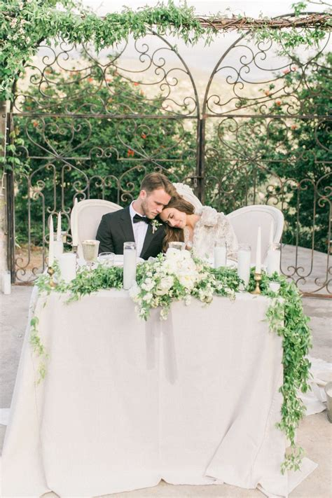 muted earth tones inspired this wedding day design in 2019