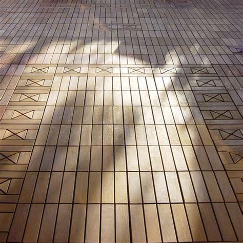ipe outdoor deck tiles homeinfatuation