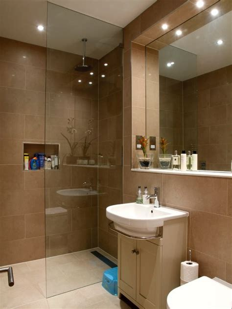 Inset Bathroom Mirror by Recessed Mirrors Design Ideas Remodel Pictures Houzz