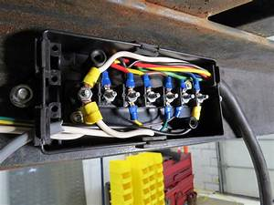 Trailer Wiring Junction Box Spectro Accessories And Parts