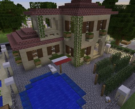 small sandstone house blueprints  minecraft houses castles towers   grabcraft