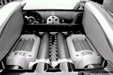 Bugatti Veyron V16 Engine