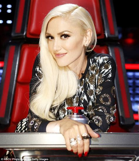 Gwen Stefani lets her hips do the talking as she bashes ...