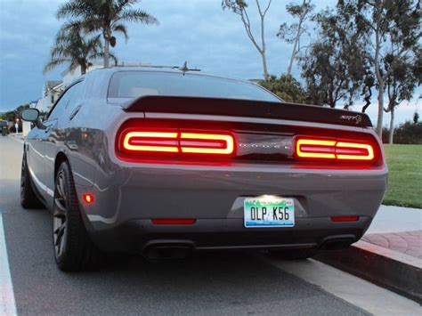 Challenger Miles Per Gallon