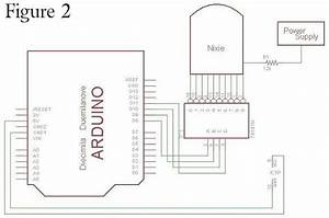 integrated circuit why is this ic ok for high voltage With nixie tube circuit