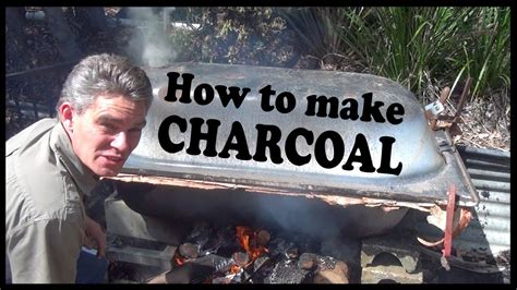 How To Make Charcoal For Barbecue At Home Yourself  Youtube. Programmatic Trading Desk. Monarch Desk White. Kitchen Cabinet Doors And Drawers. Wooden Crate End Table. Giant Pool Table. Glass Wood Desk. Mid Sleeper With Desk And Futon. Small Black Coffee Table
