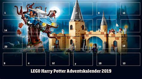 lego adventskalender 2019 lego harry potter 2019 diese sets erscheinen im sommer