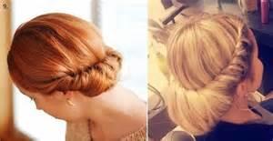 mariage simple coiffure mariage simple coiffure mariage facile à faire coiffure simple et facile