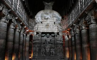 Ancient Temple India Cave Wallpapers Temples Caves