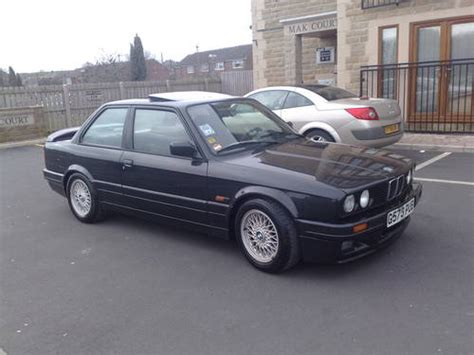 1989 bmw 325i sport m tech 2 g reg lhd 163 3595 sold car and classic