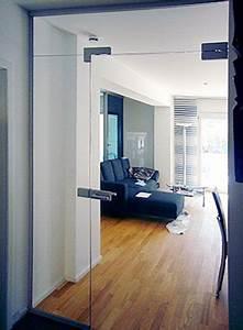 Bilder Mit Rahmen Für Wohnzimmer : glasportal f r hausflur als windfang oder raumteiler mit ~ Lizthompson.info Haus und Dekorationen