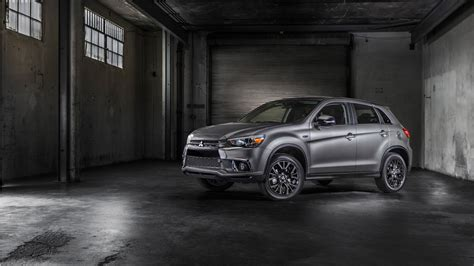 Mitsubishi Outlander Sport 4k Wallpapers by 2018 Mitsubishi Outlander Sport Limited Edition Wallpaper