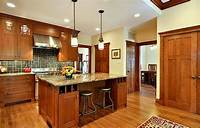 craftsman style kitchen Decor Ideas for Craftsman-Style Homes