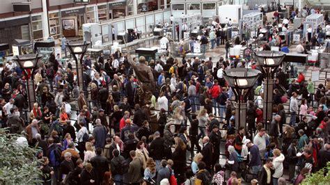 secrets avoiding long airport security lines marketwatch