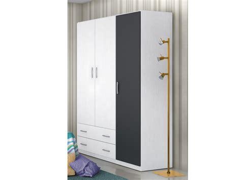 armarios de 3 puertas armario de puertas largas juvenil para un dormitorio m 225 s