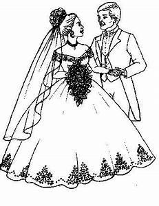 Dessin Couple Mariage Couleur : dessins mariage ~ Melissatoandfro.com Idées de Décoration