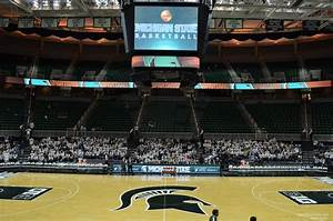 Breslin Center Seating Chart Breslin Center Section 128 Rateyourseats Com