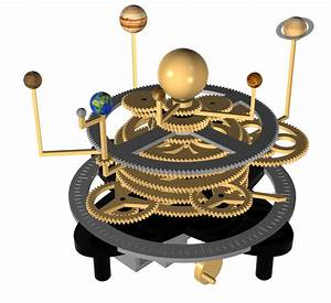 Build a Solar System Orrery (page 2) - Pics about space