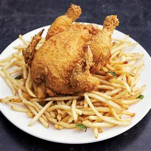 Southern Fried Sensation: the Best Fried Chicken in Town ...  Fried