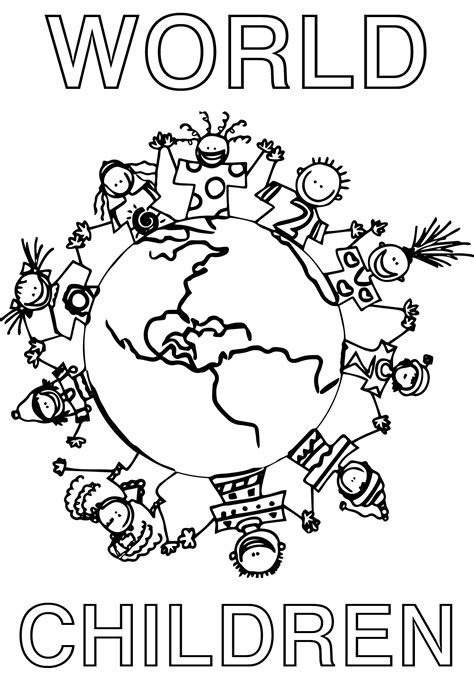 printable coloring pages  flags   world