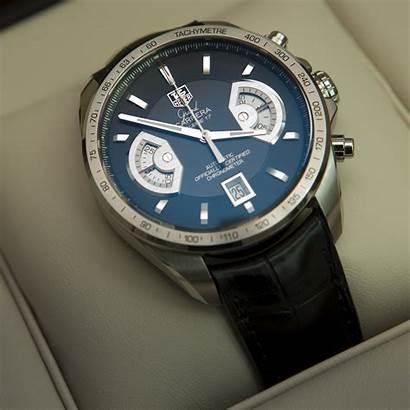 Heuer Tag Carrera Calibre Grand Watches Chronograph