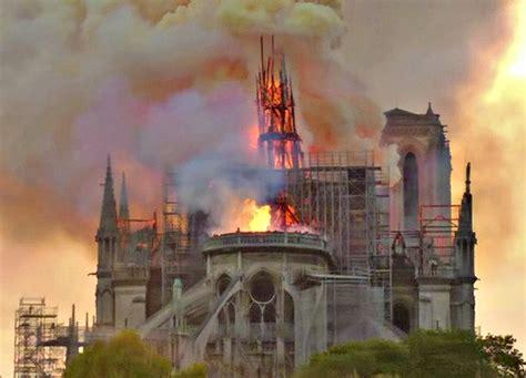billion raised  rebuild paris notre dame