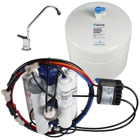 under sink ro system home master hydroperfection under sink reverse osmosis