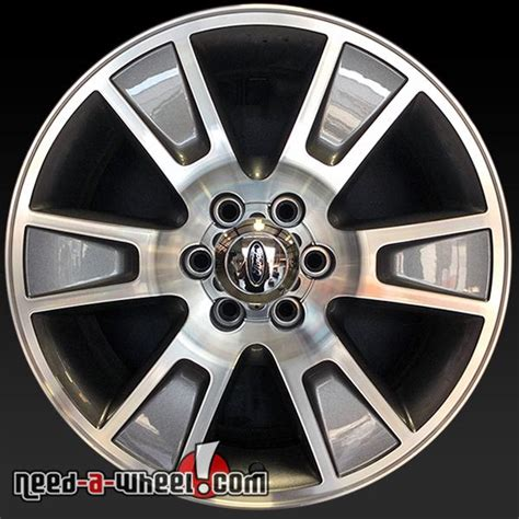 ford  wheels oem   machined rims