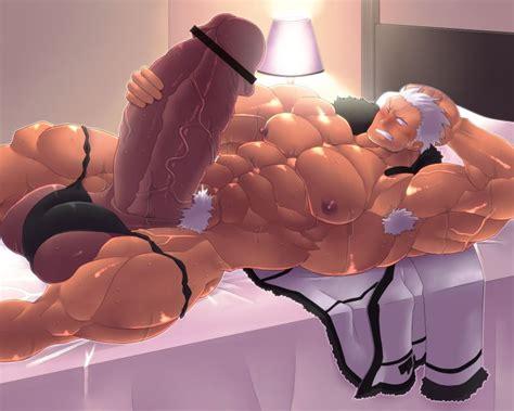bara yaoi muscle dick comics
