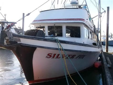 Yacht Boat Commercial by 1990 Sunnfjord Commercial Longliner Power Boat For Sale