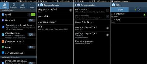 Semakin bertambah waktu semakin banyak juga. Bagaimana Setting APN Telkomsel Tercepat di Android yang ...