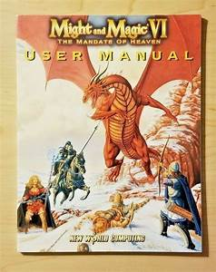 Might And Magic Vi  6   The Mandate Of Heaven