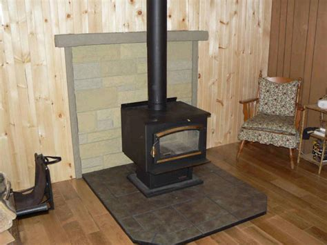 Wood Stove Floor Protector Ideas by Wood Stove Floor Protector Wb Designs