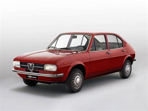 Alfa Romeo Alfasud Storia E Caratteristiche Dell'auto