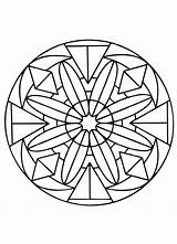 Mandala Coloring Mandalas Simple Pages Easy Patterns Geometric Print Adults Zen Unique Printable Colouring Really Justcolor Sheets Plane Stress Anti sketch template