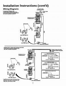 Wiring Diagram Reliance 606 Hot Water Heater