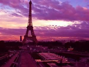 Pretty Pink Paris - Purple Chocolat Home