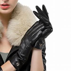 Lederhandschuhe Damen Tchibo : lederhandschuhe von nappaglo in speziellen farben f r damen ~ Jslefanu.com Haus und Dekorationen