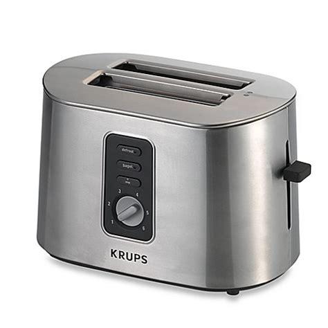 krups 2 slice toaster krups 2 slice toaster bed bath beyond